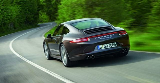 2014 Porsche 911 Carrera 4 S Coupe  第3張相片