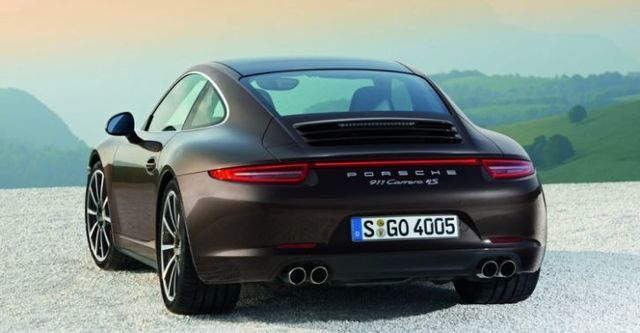 2014 Porsche 911 Carrera 4 S Coupe  第4張相片