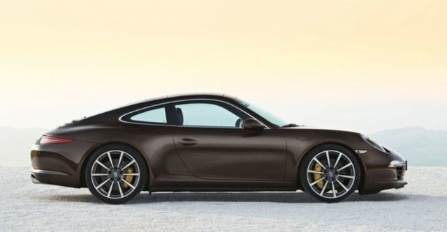 2014 Porsche 911 Carrera 4 S Coupe  第5張相片
