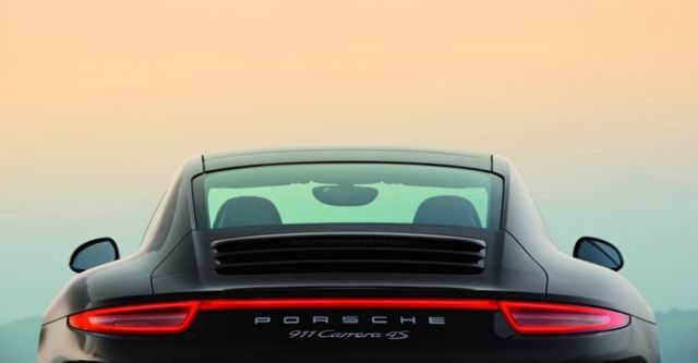 2014 Porsche 911 Carrera 4 S Coupe  第6張相片