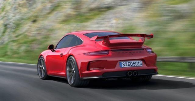 2014 Porsche 911 GT3 3.8  第2張相片