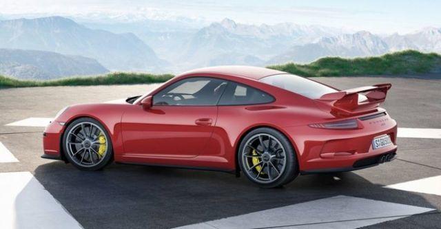 2014 Porsche 911 GT3 3.8  第5張相片
