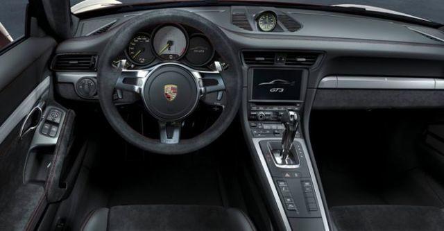 2014 Porsche 911 GT3 3.8  第7張相片