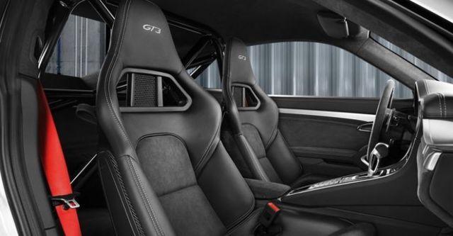 2014 Porsche 911 GT3 3.8  第10張相片