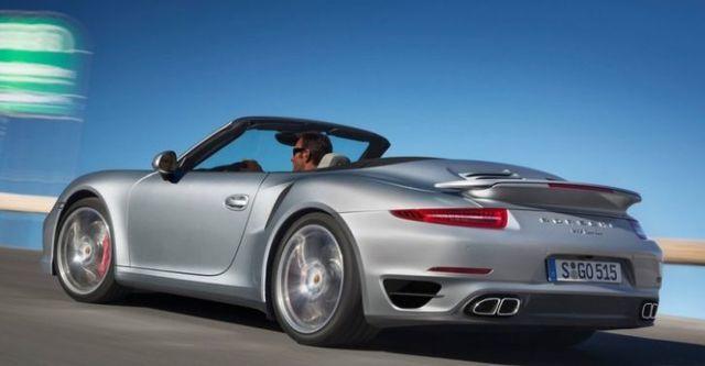 2014 Porsche 911 Turbo Cabriolet  第2張相片