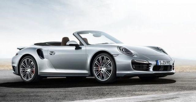 2014 Porsche 911 Turbo Cabriolet  第4張相片