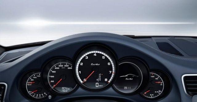 2014 Porsche 911 Turbo Cabriolet  第10張相片