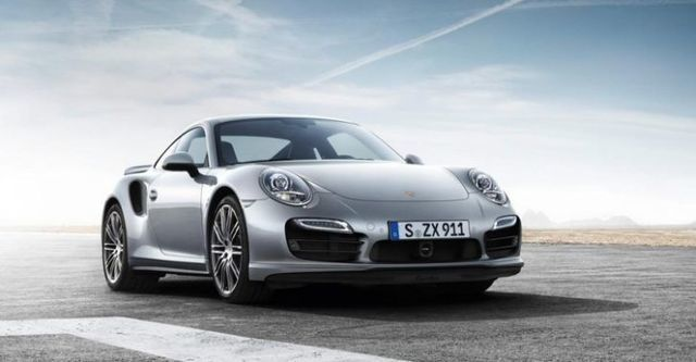 2014 Porsche 911 Turbo Coupe  第1張相片