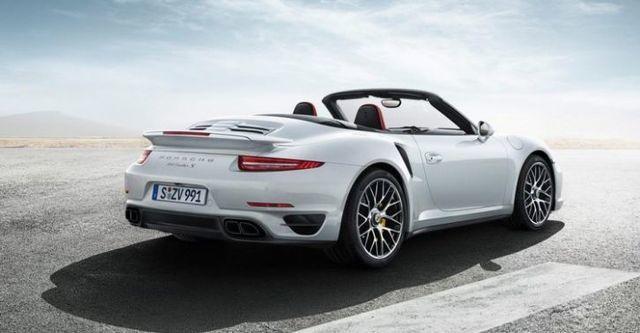 2014 Porsche 911 Turbo S Cabriolet  第2張相片