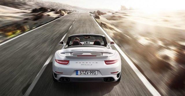 2014 Porsche 911 Turbo S Cabriolet  第5張相片