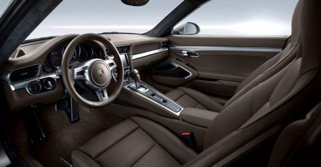 2014 Porsche 911 Turbo S Cabriolet  第7張相片