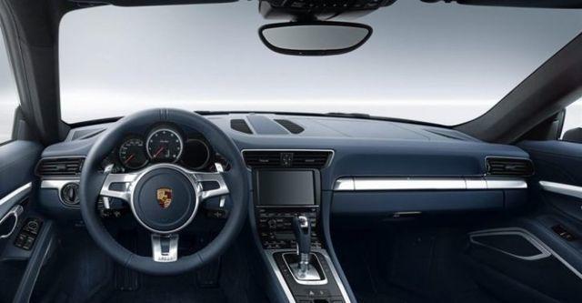 2014 Porsche 911 Turbo S Cabriolet  第9張相片