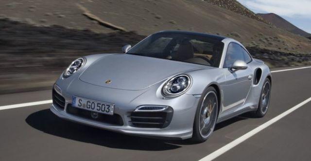 2014 Porsche 911 Turbo S Coupe  第1張相片