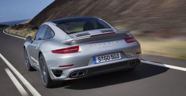 2014 Porsche 911 Turbo S Coupe  第2張相片