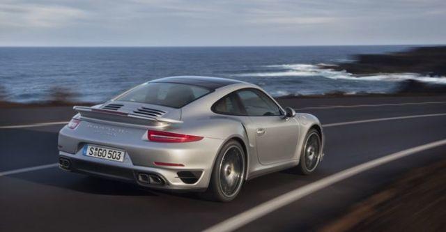 2014 Porsche 911 Turbo S Coupe  第3張相片