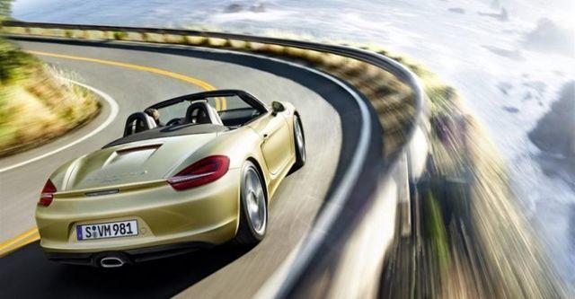 2014 Porsche Boxster 2.7  第3張相片