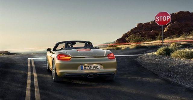2014 Porsche Boxster 2.7  第4張相片