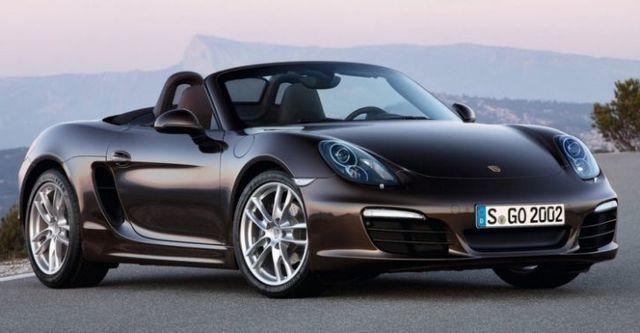 2014 Porsche Boxster 2.7  第5張相片