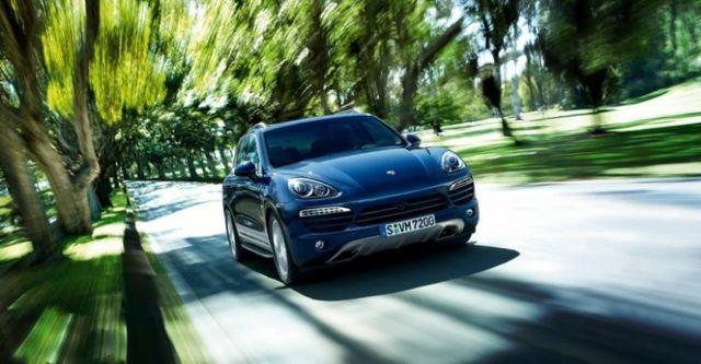 2014 Porsche Cayenne Diesel Tiptronic  第1張相片