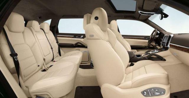2014 Porsche Cayenne Diesel Tiptronic  第8張相片