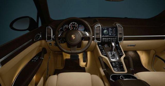 2014 Porsche Cayenne Tiptronic  第6張相片