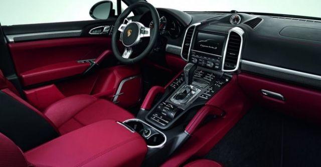 2014 Porsche Cayenne Turbo S Tiptronic  第6張相片