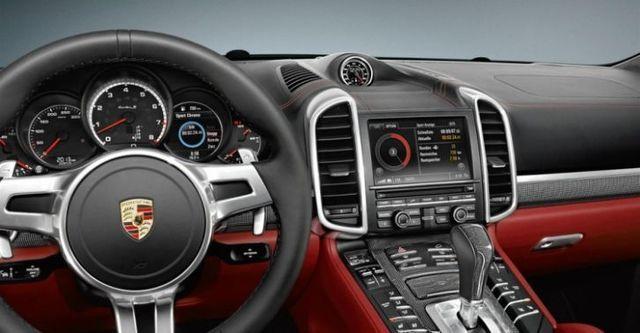 2014 Porsche Cayenne Turbo S Tiptronic  第7張相片