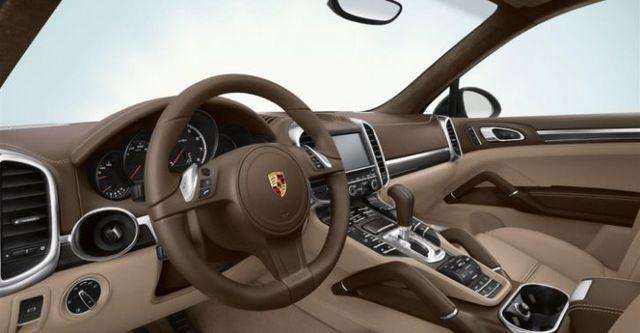 2014 Porsche Cayenne Turbo Tiptronic  第6張相片