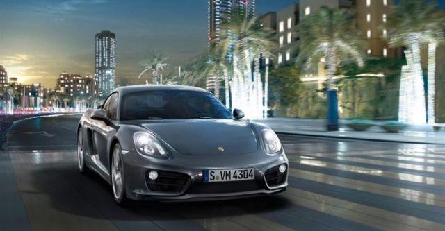 2014 Porsche Cayman 2.7  第1張相片