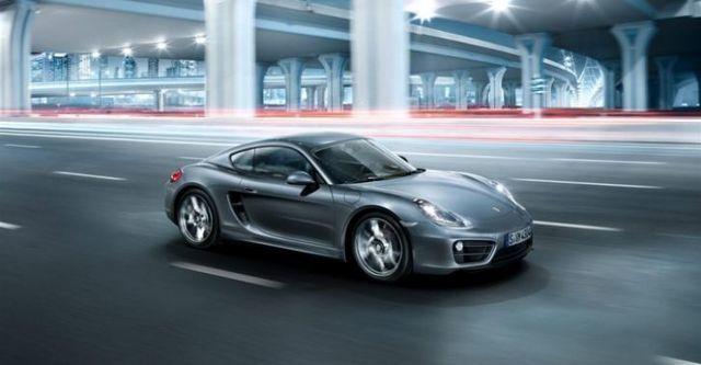2014 Porsche Cayman 2.7  第2張相片