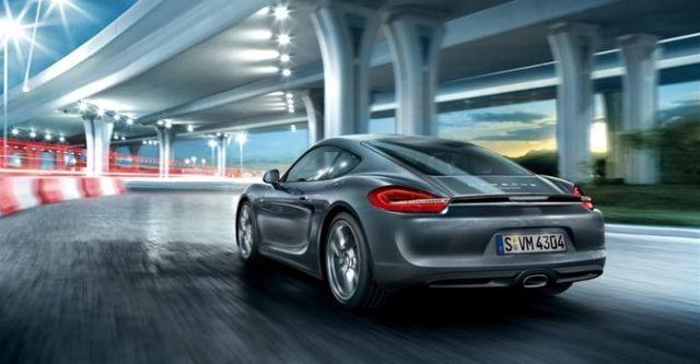 2014 Porsche Cayman 2.7  第3張相片
