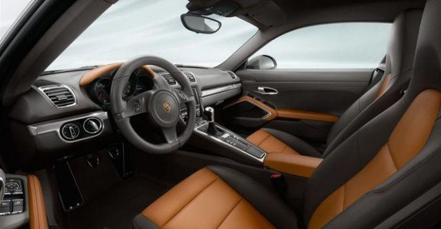 2014 Porsche Cayman 2.7  第6張相片
