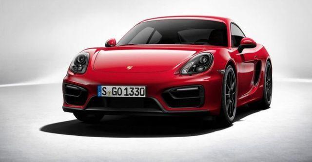 2014 Porsche Cayman GTS  第2張相片