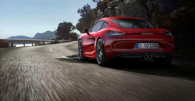 2014 Porsche Cayman GTS  第7張相片