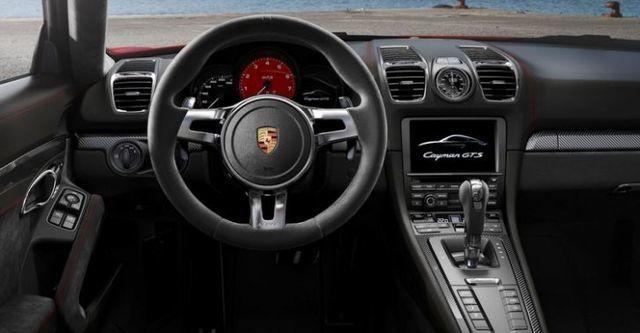 2014 Porsche Cayman GTS  第10張相片