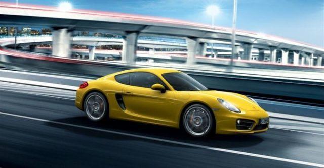 2014 Porsche Cayman S  第2張相片