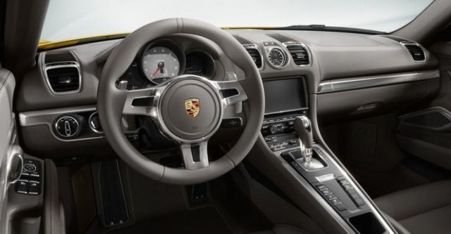 2014 Porsche Cayman S  第6張相片