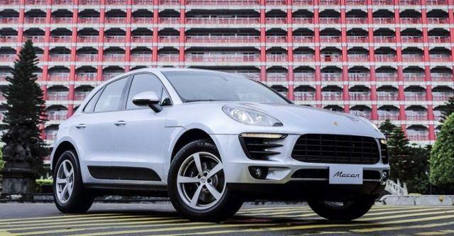 2014 Porsche Macan 2.0T  第5張相片