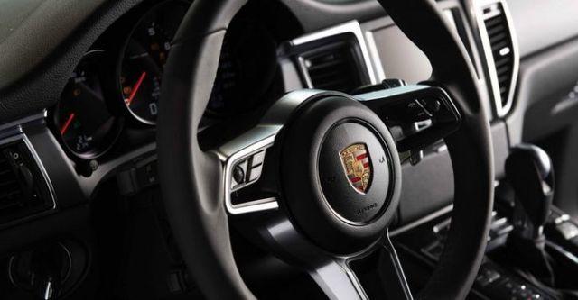 2014 Porsche Macan 2.0T  第9張相片