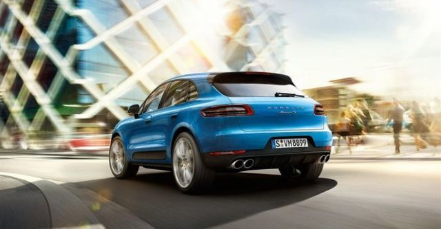 2014 Porsche Macan S  第2張相片