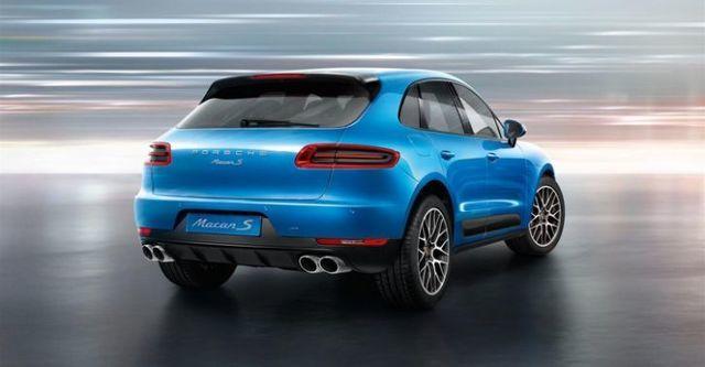 2014 Porsche Macan S  第5張相片