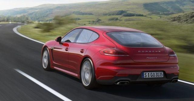 2014 Porsche Panamera 4  第4張相片
