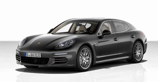 2014 Porsche Panamera 4S  第1張相片