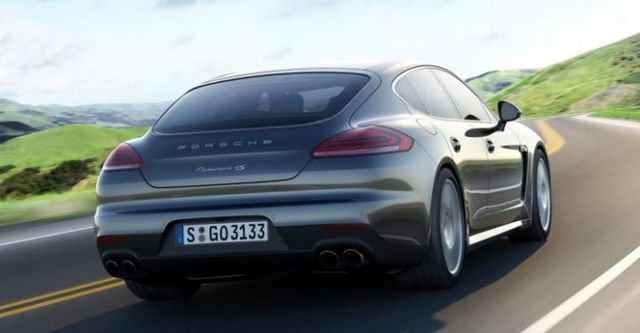 2014 Porsche Panamera 4S  第4張相片