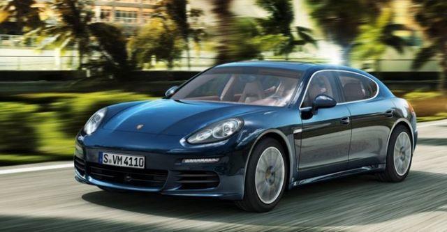 2014 Porsche Panamera 4S Executive  第3張相片