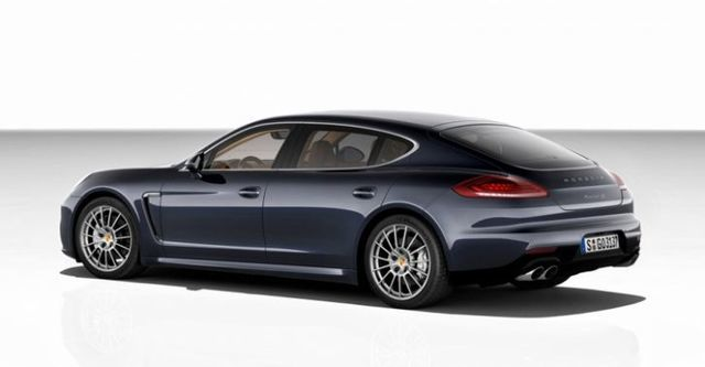 2014 Porsche Panamera 4S Executive  第5張相片