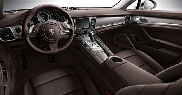2014 Porsche Panamera 4S Executive  第6張相片