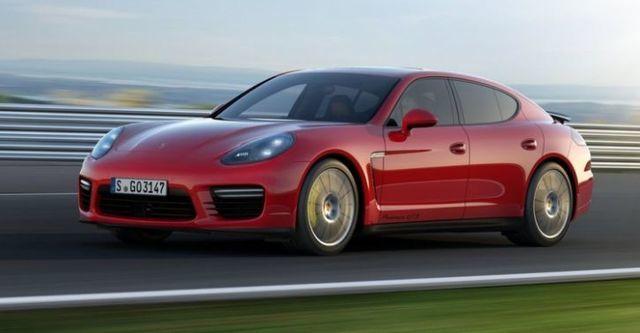 2014 Porsche Panamera GTS  第1張相片