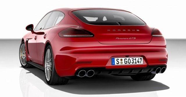2014 Porsche Panamera GTS  第5張相片