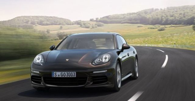 2014 Porsche Panamera S  第1張相片